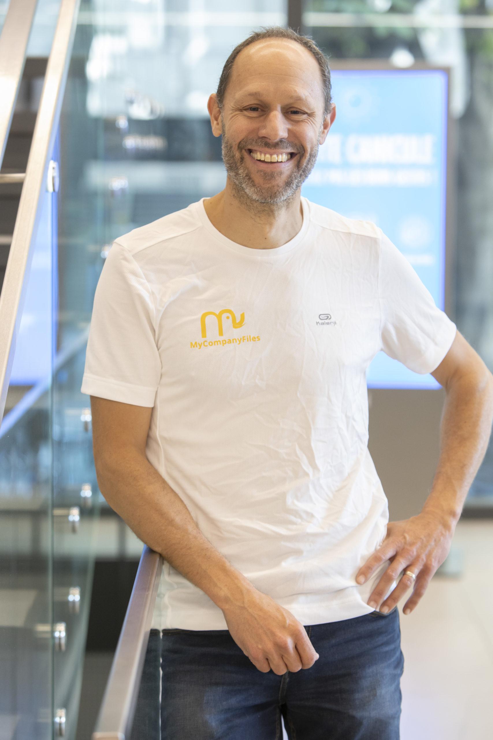 Gérant de MyCompanyFiles