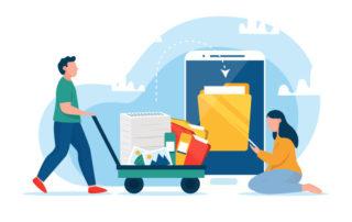 digitalisation des documents